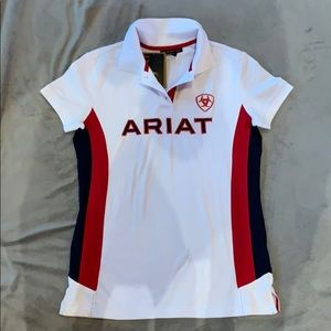 Ariat polo new with tags